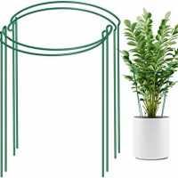 Металеві опори для рослин