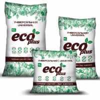 Торфяной субстрат универсальный 20л, eco plus