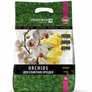 Субстрат торфяной для орхидей 3л