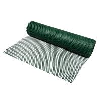 Сетка, для садовой ограды, AS-HEX, 300 г/м², ячейка 15 x 15см, размер 1 х 25м