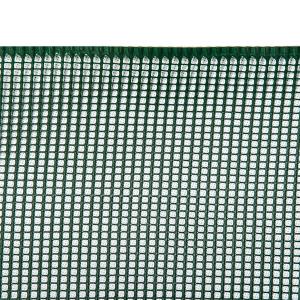 Сетка, для садовой ограды, AS-SQ, 300 г/м², ячейка 6 x 6см, размер 1 х 25м
