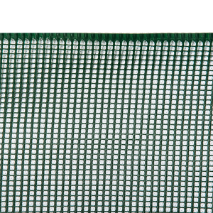 Сетка для садовой ограды, AS-SQ, 300 г / м², ячейка 10 x 10см, размер 1 х 25м