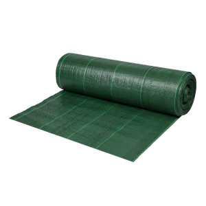 Агроткань 110гр/м² размер 0,6 x 100м/зеленая
