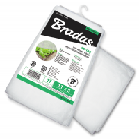 Агроволокно 17 гр/м² зимнее, белое, пакет, размер 3,2 x 5м