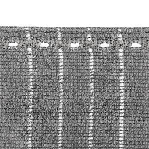 Сетка затеняющая, 90%, защитная, 230 г / м², размер 1 х 25м