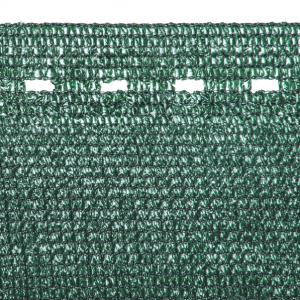 Сетка затеняющая, 95%, защитная, 160 г / м², размер 1,5 х 25м
