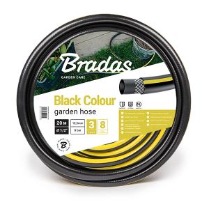 "Шланг для полива BLACK COLOUR 1/2"" 50м"